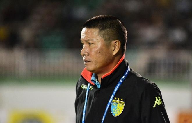 HLV Ha Noi va Quang Ninh deu du doan dung Quang Nam vo dich V.League hinh anh