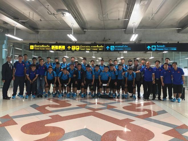 Xuan Truong mang bang doi truong U23 Viet Nam hinh anh 2