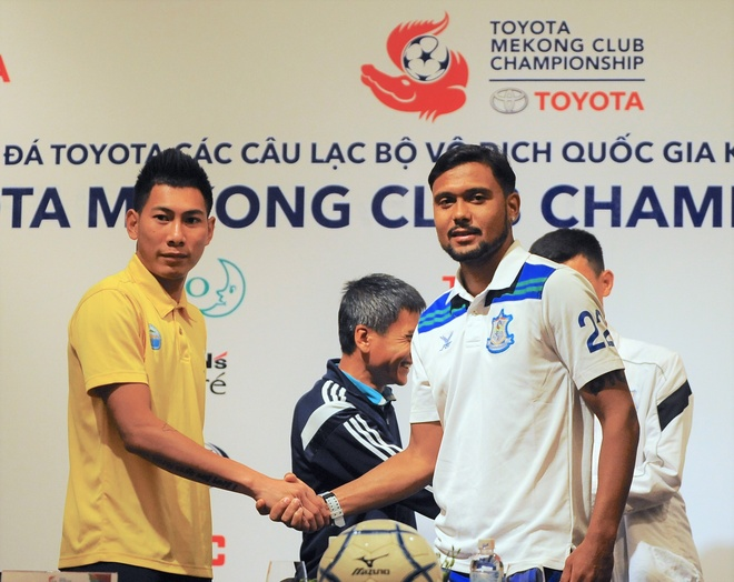 Khanh Hoa du Mekong Cup 2017, anh 1