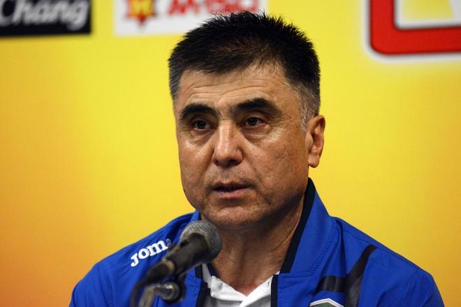 U23 Uzbekistan san sang dau U23 Viet Nam sau tran hoa Myanmar hinh anh