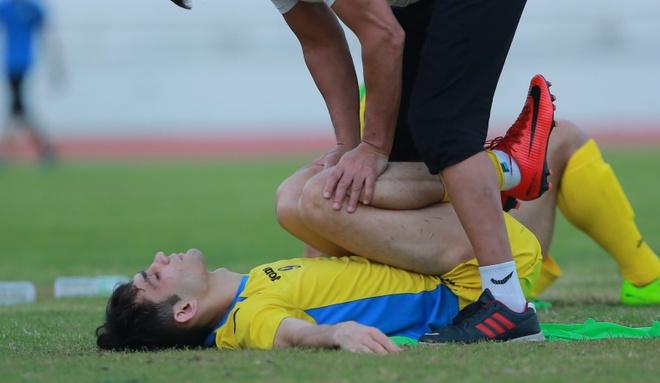 U23 Uzbekistan mat doi truong truoc tran gap Viet Nam hinh anh