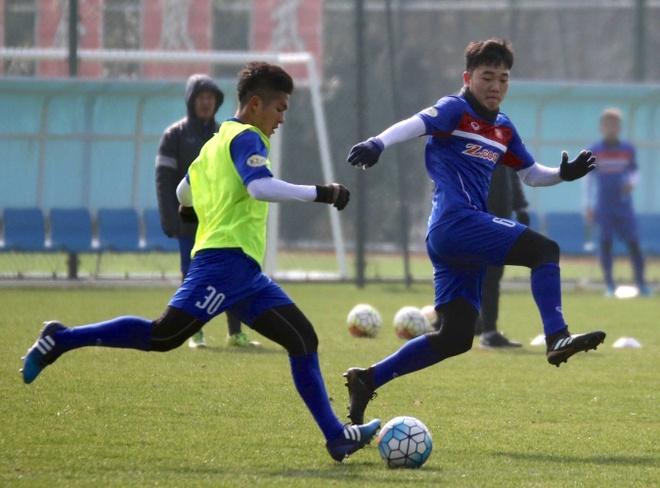 HLV Park Hang-seo nghiem khac voi U23 Viet Nam hinh anh 5