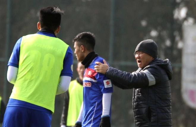 HLV Park Hang-seo nghiem khac voi U23 Viet Nam hinh anh 3
