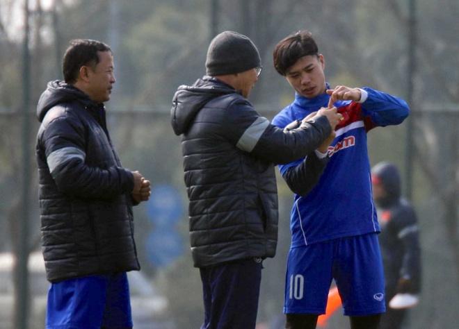 HLV Park Hang-seo nghiem khac voi U23 Viet Nam hinh anh 7