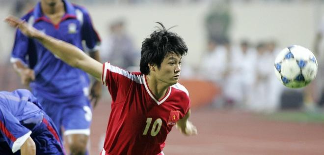 Quoc Vuong: 'U23 Viet Nam can thi dau cam tu va cho may man' hinh anh