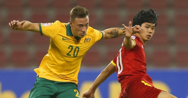 Cong Phuong tin U23 Australia se la doi thu rat manh voi U23 Viet Nam hinh anh