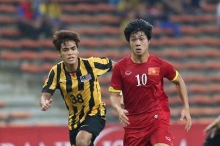 U23 Malaysia co the cham tran Viet Nam o tu ket giai chau A hinh anh