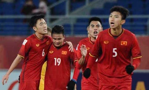 U23 Viet Nam nhan thuong nong 1,6 ty dong hinh anh