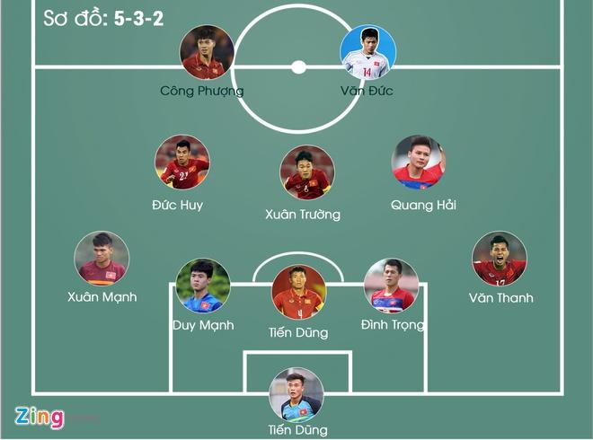 HLV U23 Qatar: 'U23 Viet Nam da day cho chung toi bai hoc' hinh anh 4