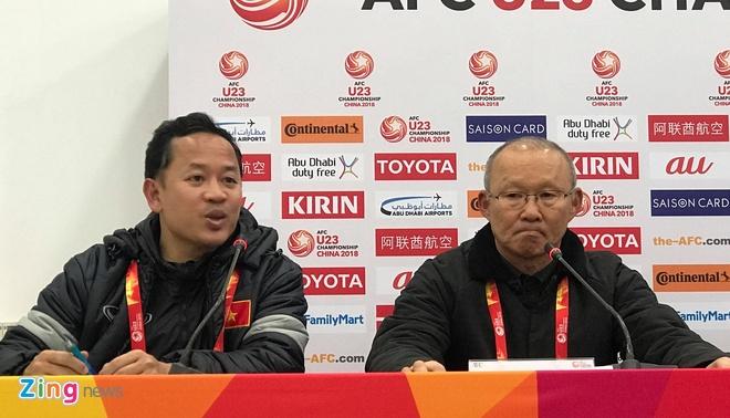 HLV U23 Qatar: 'U23 Viet Nam da day cho chung toi bai hoc' hinh anh 2