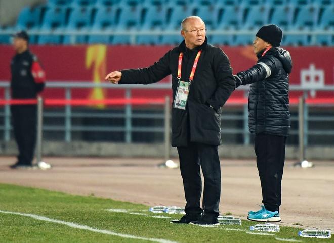 HLV U23 Qatar: 'U23 Viet Nam da day cho chung toi bai hoc' hinh anh 3