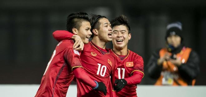 Tro ly U23 Viet Nam viet sach ve cac hoc tro o giai U23 chau A hinh anh