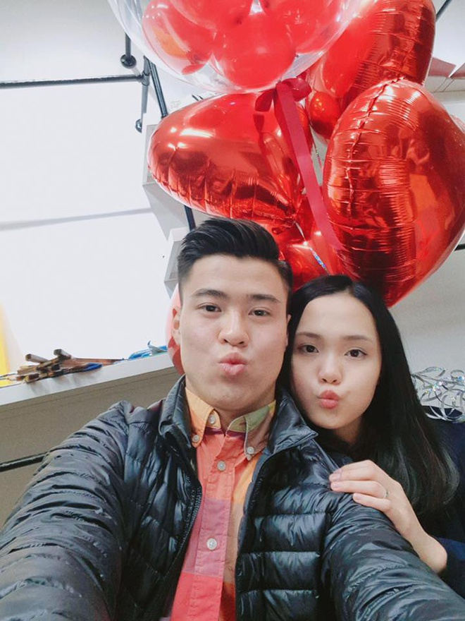 Ban gai tiet lo su nhut nhat cua Duy Manh ngay Valentine hinh anh 1