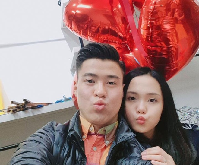 Ban gai tiet lo su nhut nhat cua Duy Manh ngay Valentine hinh anh