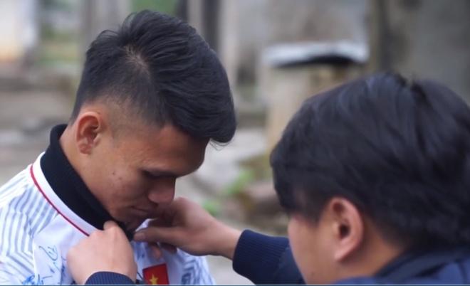Hau ve U23 Viet Nam quyen gop 330 trieu dong lam tu thien hinh anh