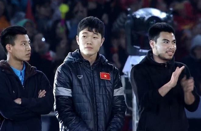 Duc Huy: 'Cau thu U23 moi dat 70% phong do o V.League' hinh anh