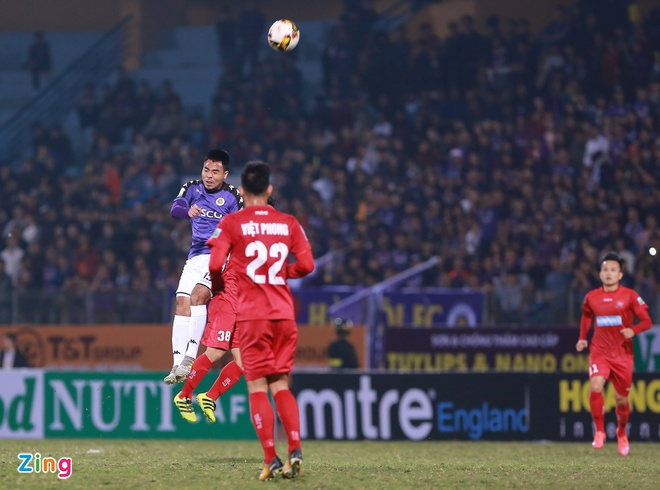 Duc Huy: 'Cau thu U23 moi dat 70% phong do o V.League' hinh anh 2