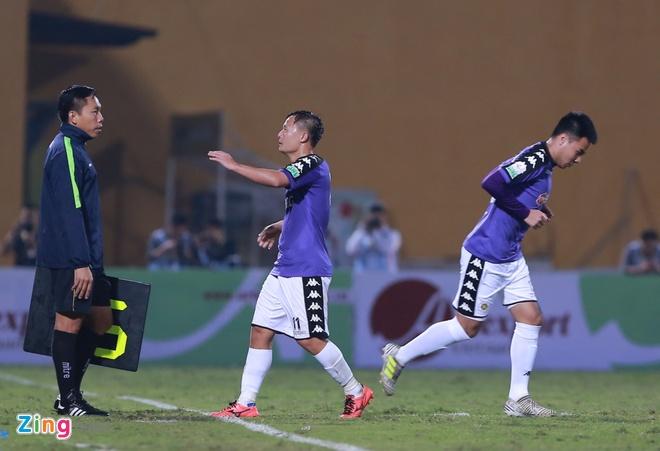 Duc Huy: 'Cau thu U23 moi dat 70% phong do o V.League' hinh anh 1