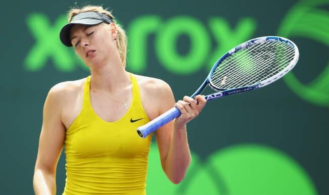 Wawrinka va Sharapova bi loai o vong 3 Rome Masters hinh anh