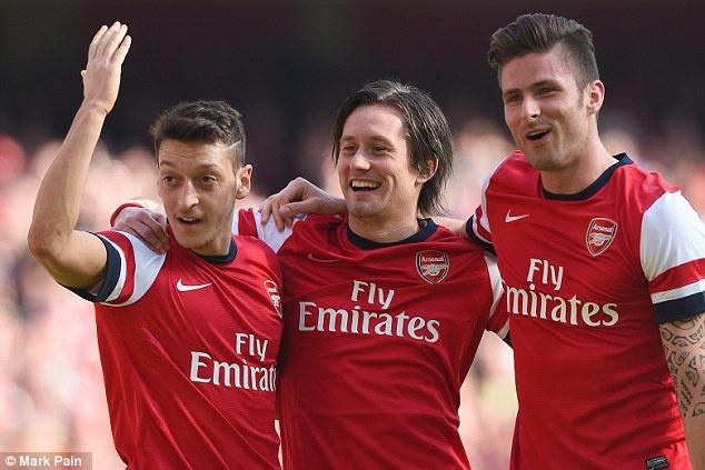 Arsenal - Hull City: 9 nam mot chu ky hinh anh 1 Arsenal chờ 9 năm để giải cơn khát danh hiệu.