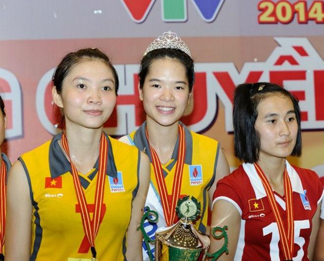 Bi mat cua Miss bong chuyen Le Thanh Thuy hinh anh 5