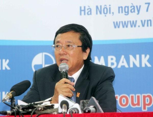 'Neu khong co ban do, Viet Nam da vo dich DNA som 10 nam' hinh anh 2 Ông Phạm Ngọc Viễn khẳng định VPF đang tích cực phối hợp với cơ quan công an để điều tra các nghi án tiêu cực.