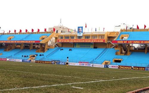 San Hang Day se dien ra 1 tran AFF Cup 2014 hinh anh