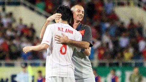 Cau thu U19 Viet Nam khong quan tam den Messi Han Quoc hinh anh