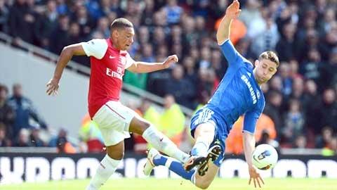 Chelsea - Arsenal: Chua the bao thu hinh anh