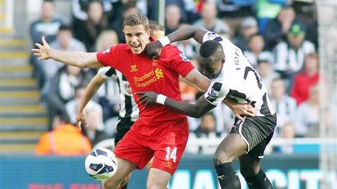 Newcastle - Liverpool: Chua thay anh mat troi hinh anh