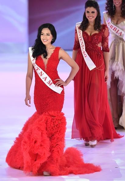 Nguyen Thi Loan - VDV bong chuyen thanh top 25 Miss World hinh anh 2