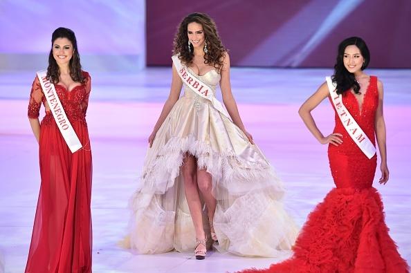 Nguyen Thi Loan - VDV bong chuyen thanh top 25 Miss World hinh anh 1