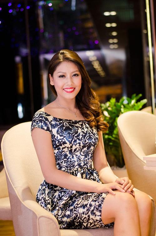 Nguyen Thi Loan - VDV bong chuyen thanh top 25 Miss World hinh anh 4