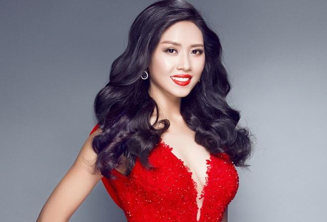 Nguyen Thi Loan - VDV bong chuyen thanh top 25 Miss World hinh anh
