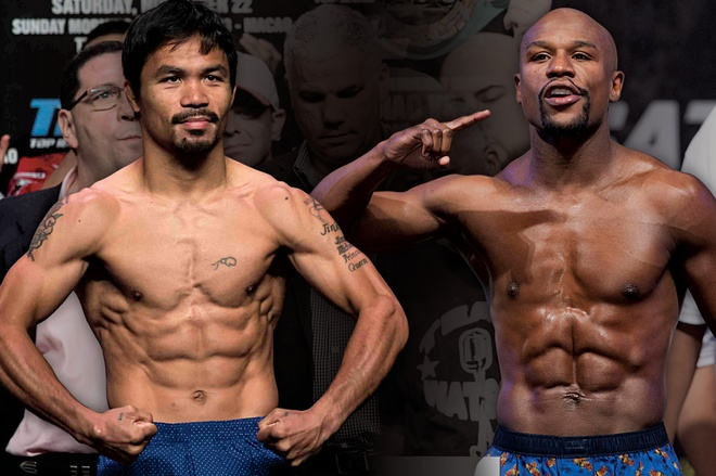 Dai chien Mayweather - Pacquiao: 6 con so biet noi hinh anh
