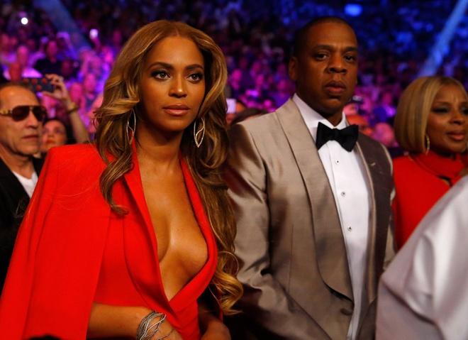 Beyonce khoe vong 1 nong bong o tran quyen anh kinh dien hinh anh