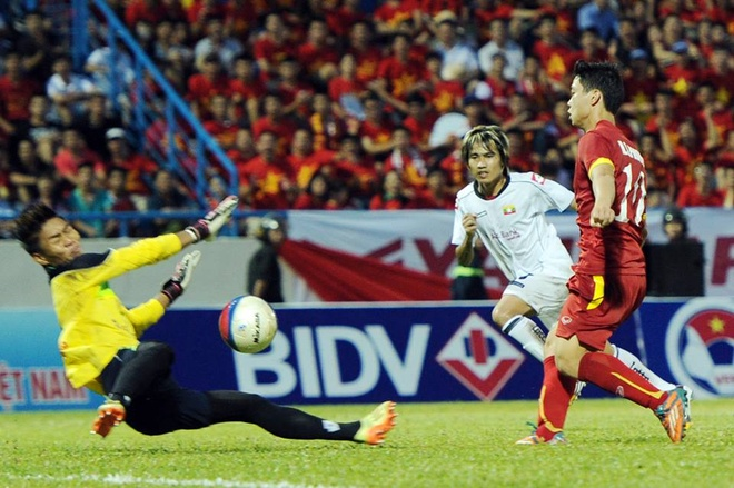 U23 Viet Nam truoc them SEA Games: Lo nhieu hon hy vong hinh anh