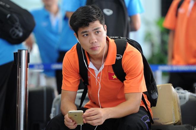 Cong Phuong sanh dieu voi chiec iPhone 6 hinh anh