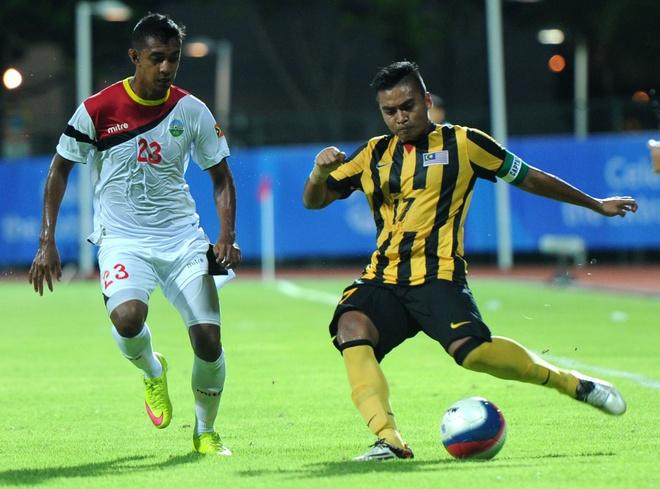 Quoc Vuong: 'U23 Malaysia khong manh nhu tuong tuong' hinh anh