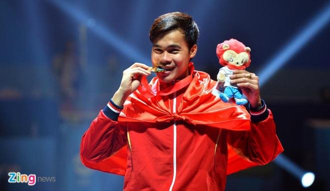 Tien Nhat, Thanh An gianh 2 HCV dau kiem o SEA Games hinh anh 2