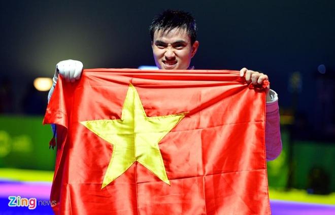 Tien Nhat, Thanh An gianh 2 HCV dau kiem o SEA Games hinh anh 3 Thành An