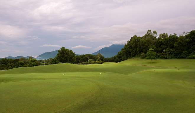BRG Kings' Island Golf Resort nhan giai san golf hang dau VN hinh anh
