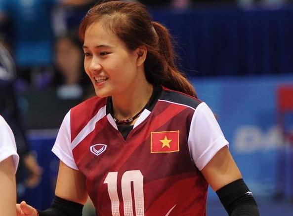 Hoa khoi bong chuyen Linh Chi tro thanh Miss VTV Cup 2015 hinh anh