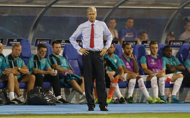Wenger - Ong vua cua nhung that bai hinh anh 1