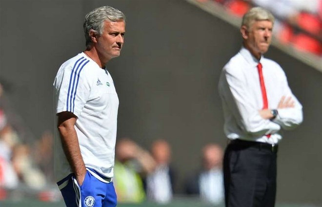 Derby London: Van may cho Wenger va noi so hai cho Mourinho hinh anh 2
