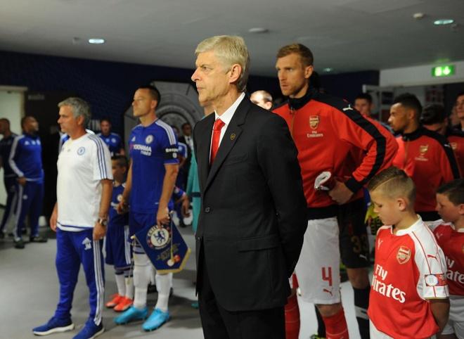 Derby London: Van may cho Wenger va noi so hai cho Mourinho hinh anh 3
