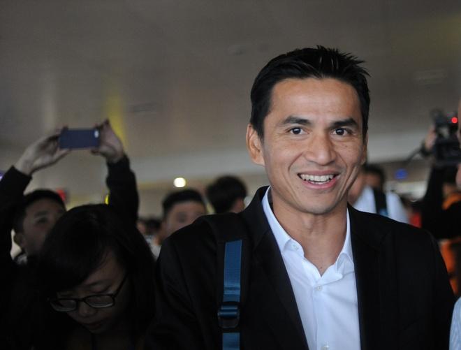 Tien ve Tan Tai: 'Kiatisak va DT Thai Lan co to ra tu tin' hinh anh
