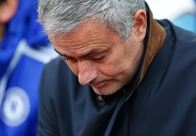Het that roi, Mourinho hinh anh