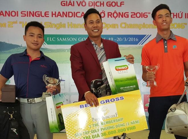Nguyen Van Bang vo dich Hanoi Single Handicap 2016 hinh anh
