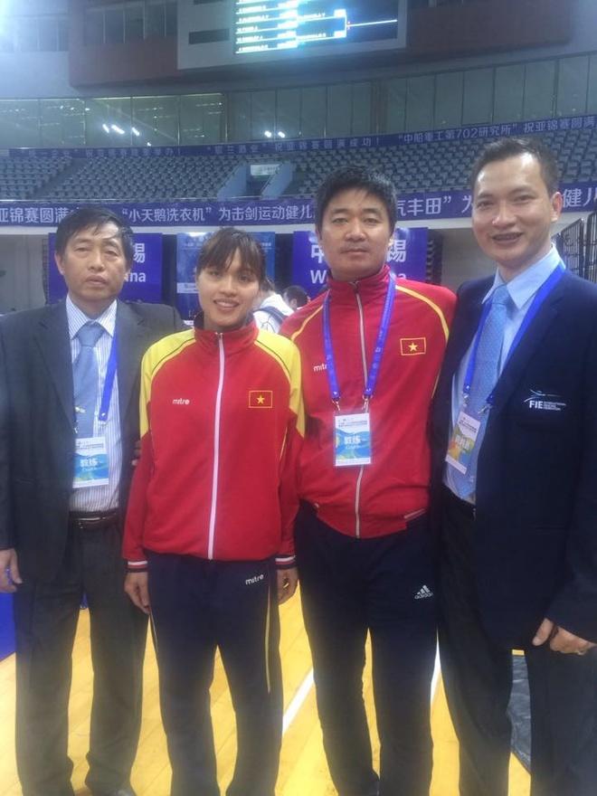 Dau kiem Viet Nam gianh 2 ve du Olympic 2016 hinh anh 1